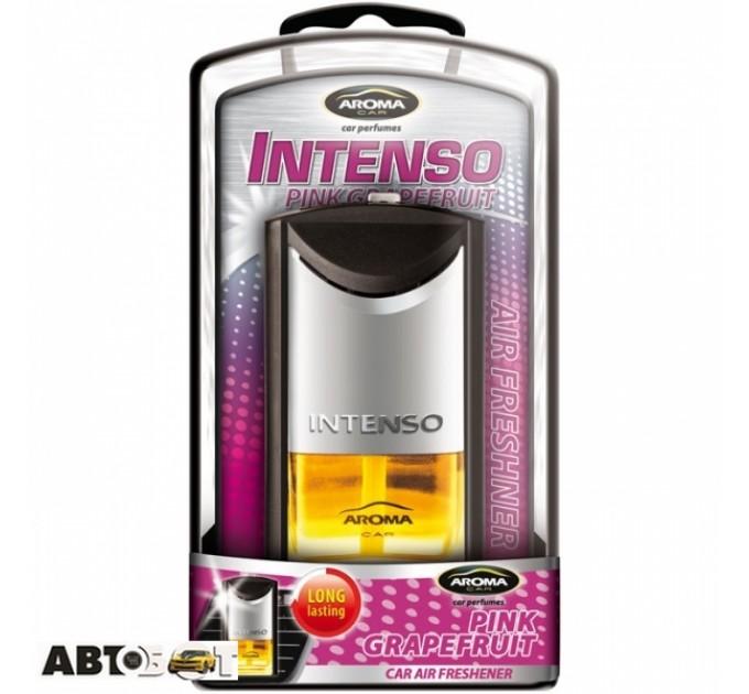 Ароматизатор Aroma Car Intenso Air Vent Pink Grapefruite 824 7мл