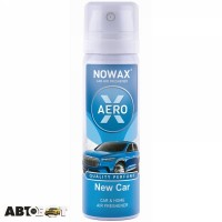 Ароматизатор NOWAX X Aero New Car NX06513 75мл
