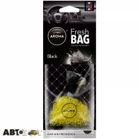 Ароматизатор Aroma Car Fresh Bag Black 83026/92608
