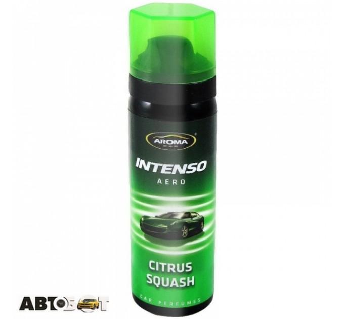 Ароматизатор Aroma Car Intenso Aero Citrus Squash 862 65мл