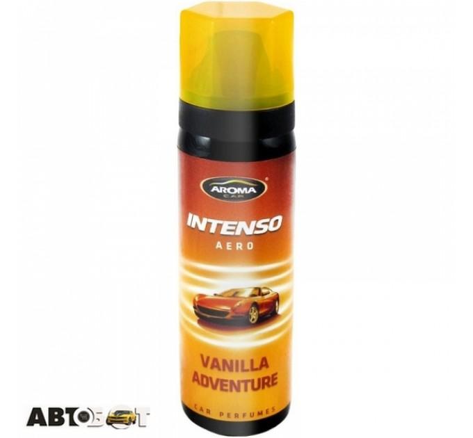 Ароматизатор Aroma Car Intenso Aero Vanilla Adventure 861/92187 65мл