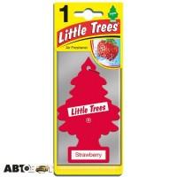 Ароматизатор Little Trees Strawberry 78010