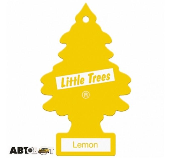 Ароматизатор Little Trees Лимон 78013