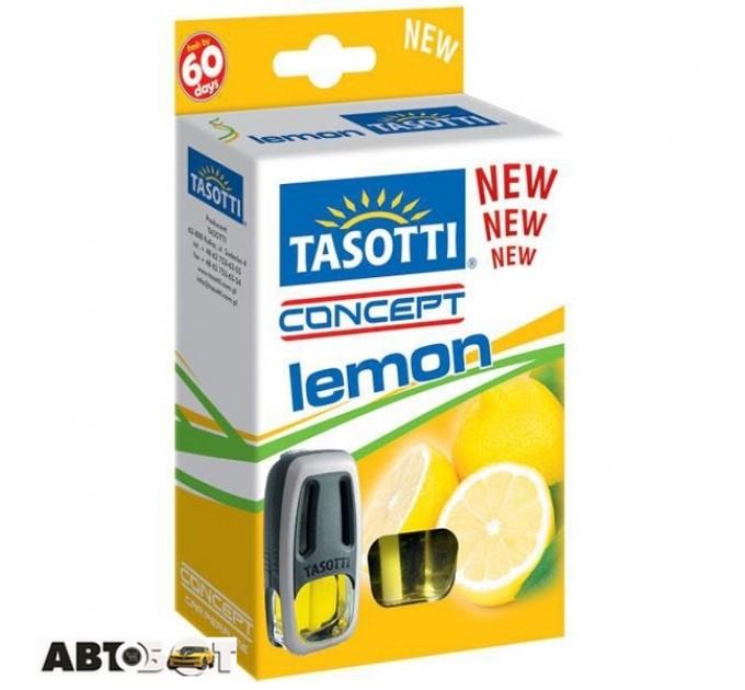 Ароматизатор TASOTTI Concept Лимон TC-L 700 8мл