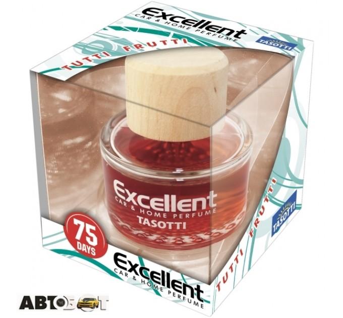 Ароматизатор TASOTTI Liquid Excellent Tutti Frutti TLE-TF 673 60мл