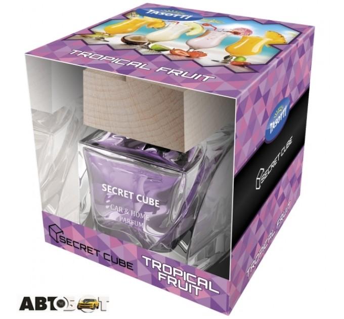 Ароматизатор TASOTTI Secret Cube Tropical Fruit TSC-TF 23351 50мл