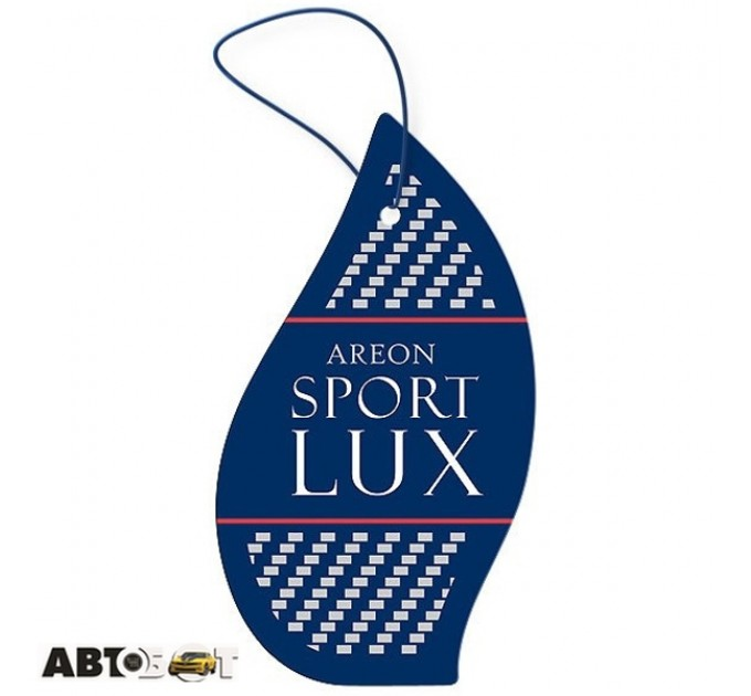 Ароматизатор Areon VIP Sport Lux Chrome