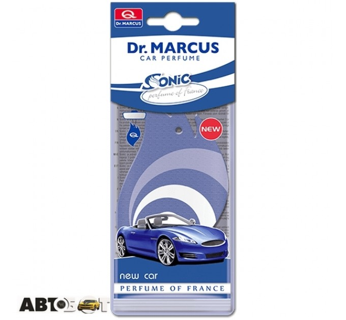 Ароматизатор Dr. Marcus SONIC New Car