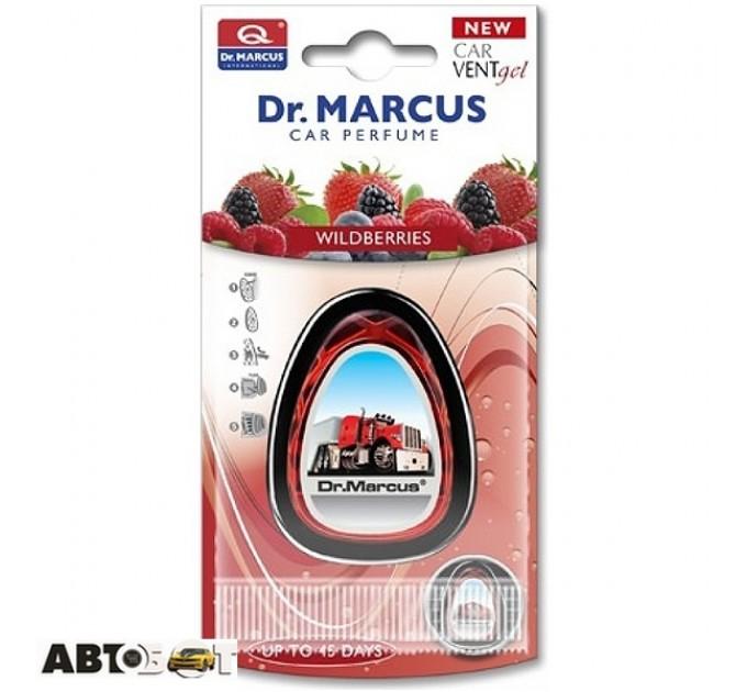 Ароматизатор Dr. Marcus Car Vent Gel Wildberries 10мл