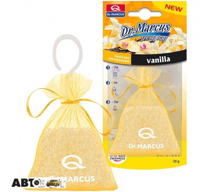 Ароматизатор Dr. Marcus Fresh Bag Vanilla 20г