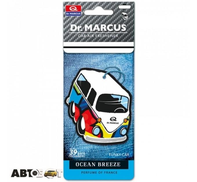 Ароматизатор Dr. Marcus Funky Car Ocean Breeze