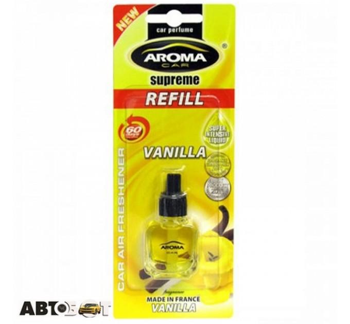 Ароматизатор Aroma Car Supreme Refill Vanilla 92070/621 8мл