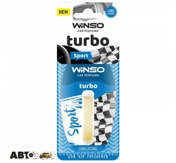 Ароматизатор Winso Turbo Sport 532770