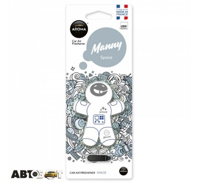 Ароматизатор Aroma Car Manny Space 92998