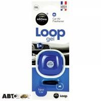 Ароматизатор Aroma Car Loop Gel New Car 92898