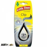 Ароматизатор Little Trees Clip New Car 9748