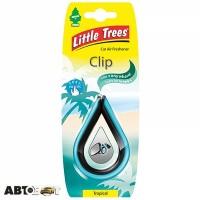 Ароматизатор Little Trees Clip Tropical 97483