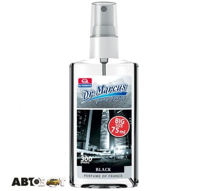Ароматизатор Dr. Marcus Pump Spray Black 104368 75мл