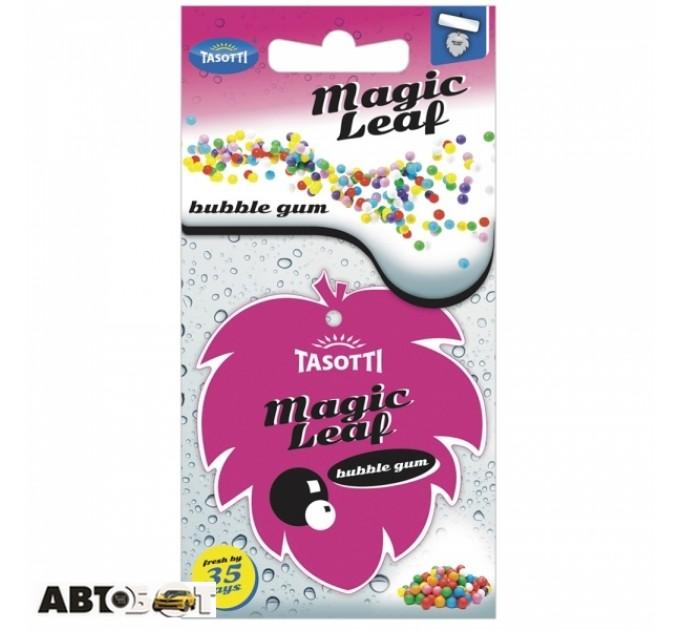Ароматизатор TASOTTI Magic Leaf Bubble Gum