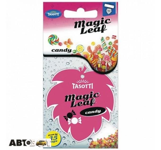 Ароматизатор TASOTTI Magic Leaf Candy