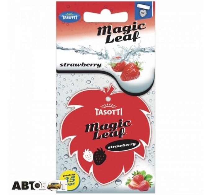 Ароматизатор TASOTTI Magic Leaf Strawberry