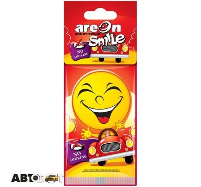 Ароматизатор Areon Smile Dry No Smoking