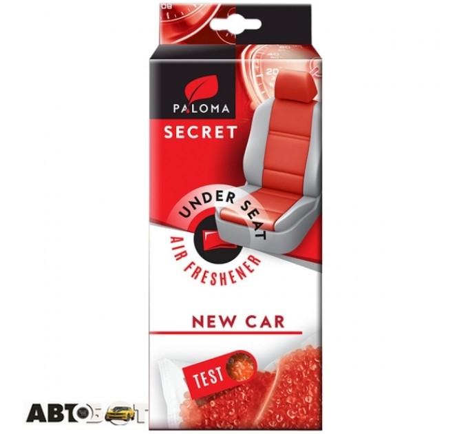 Ароматизатор Paloma Secret New Car 50344