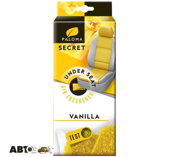 Ароматизатор Paloma Secret Vanilla 50351