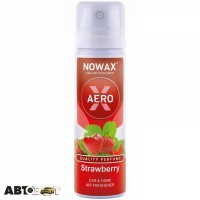Ароматизатор NOWAX X Aero Strawberry NX06508 75мл