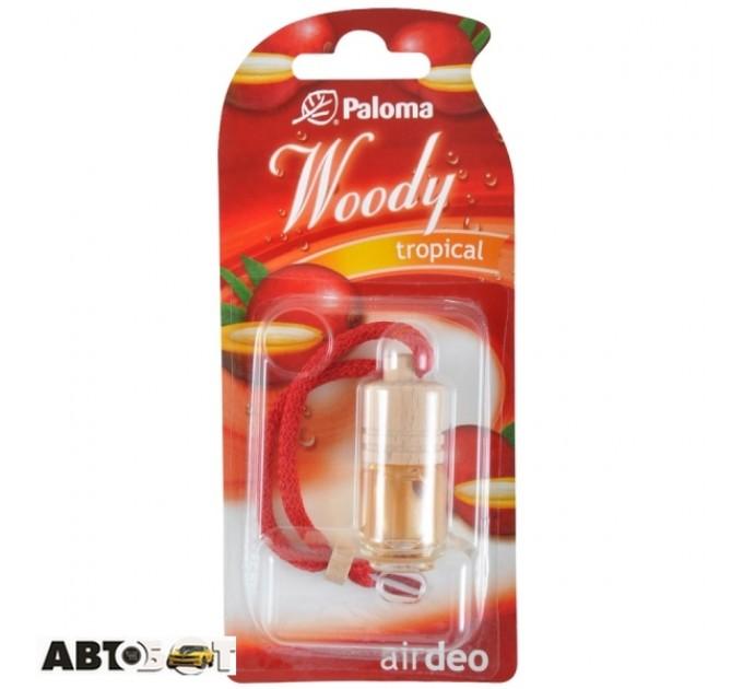 Ароматизатор Paloma Woody Tropical 30186