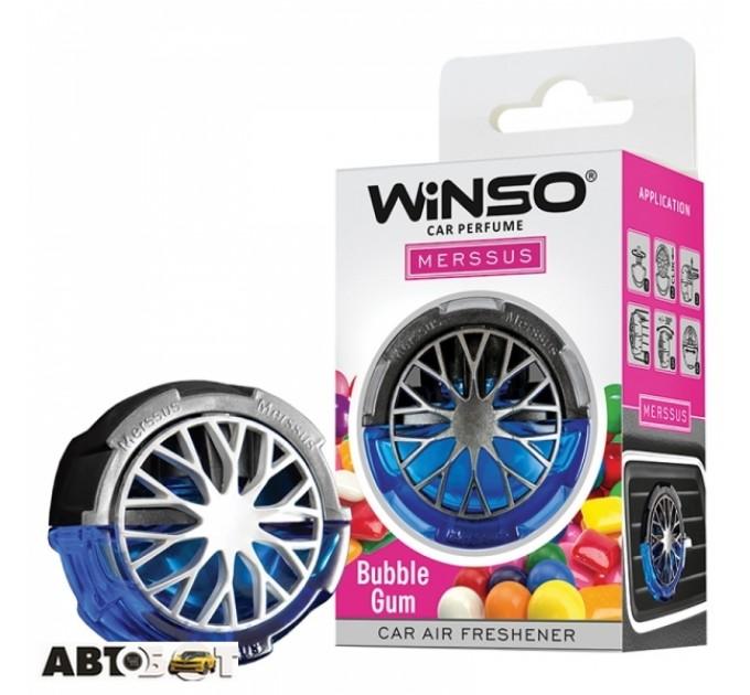 Ароматизатор Winso Merssus Bubble Gum 534420 18мл