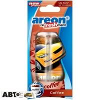 Ароматизатор Areon VIP АВТО Coffee LC02