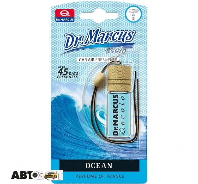 Ароматизатор Dr. Marcus Ecolo Ocean 4.5м