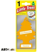 Ароматизатор Little Trees Coconut 78004