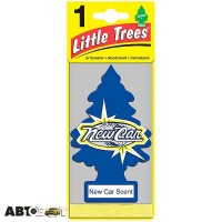 Ароматизатор Little Trees New Car 78005