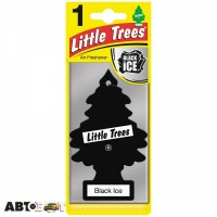 Ароматизатор Little Trees Black Ice 78092