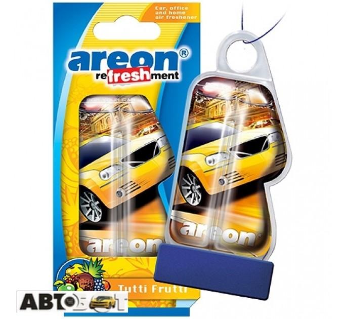 Ароматизатор Areon VIP АВТО Tutti-Frutti LC04