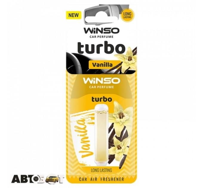 Ароматизатор Winso Turbo Vanilla 532810