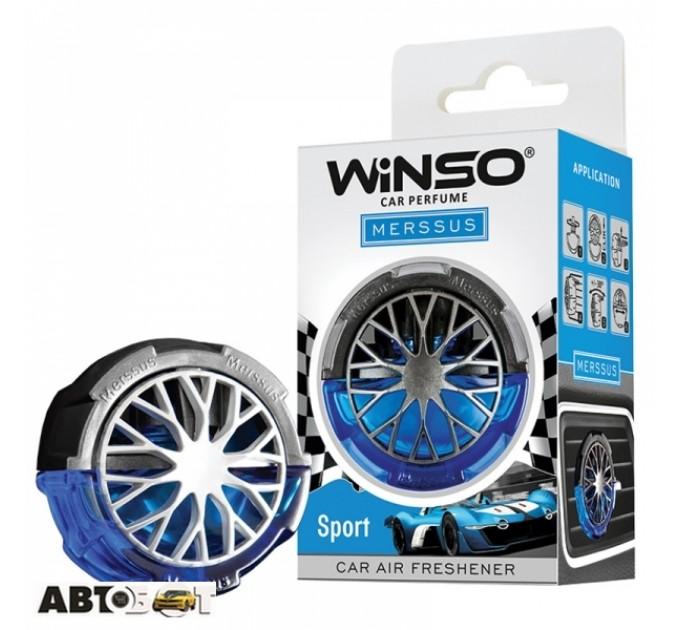 Ароматизатор Winso Merssus Sport 534530 18мл