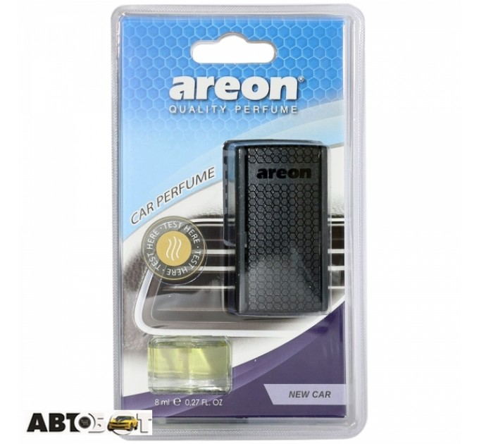 Ароматизатор Areon CAR Новая машина ACE04