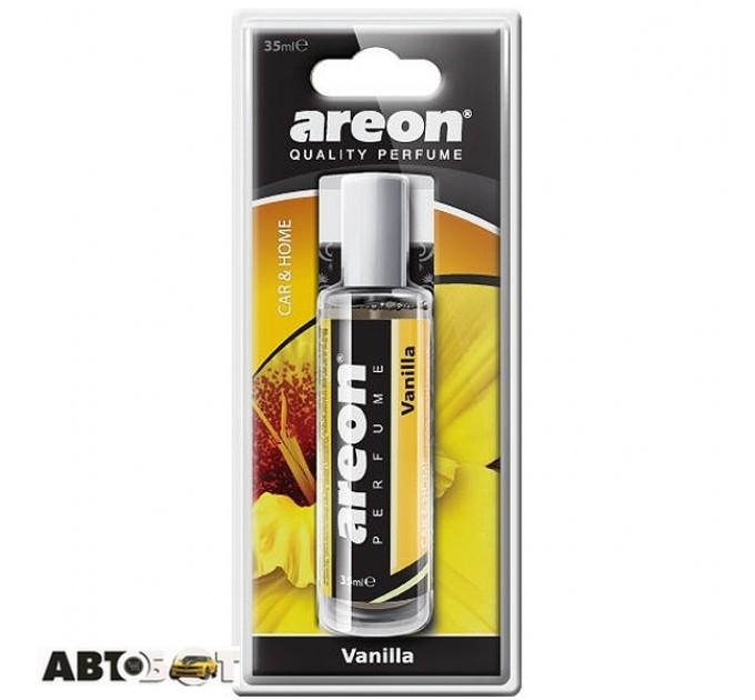 Ароматизатор Areon Parfume SPREY Ваниль с пластинкой APC01 35мл