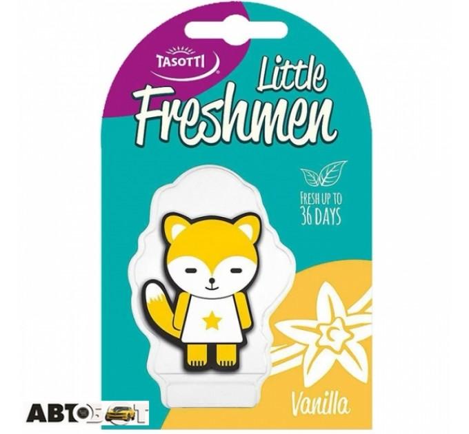 Ароматизатор TASOTTI Freshmen little Vanilla