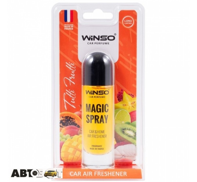 Ароматизатор Winso Magic Spray Tutti Frutti 532600 30мл