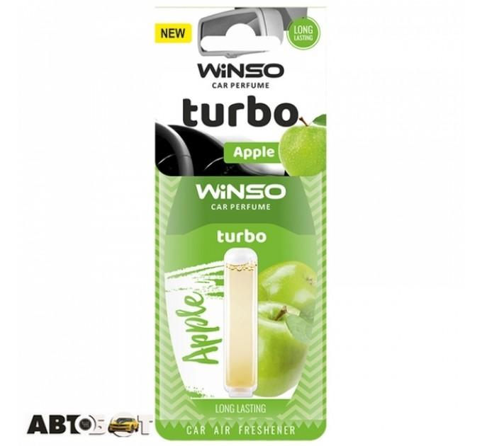Ароматизатор Winso Turbo Apple 532640
