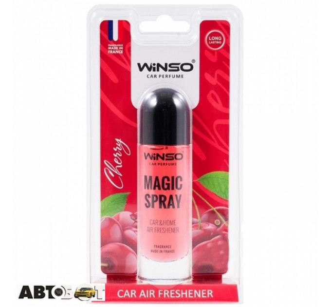 Ароматизатор Winso Magic Spray Cherry 532470 30мл