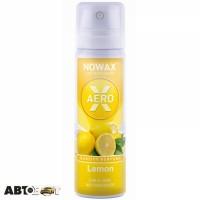 Ароматизатор NOWAX X Aero Lemon NX06514 75мл