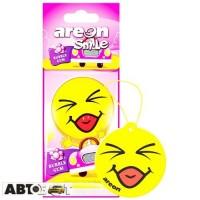 Ароматизатор Areon сухой листик Smile Dry Bubble Gum