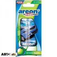 Ароматизатор Areon VIP АВТО Green Apple LC03