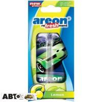 Ароматизатор Areon VIP АВТО Lemon LC05