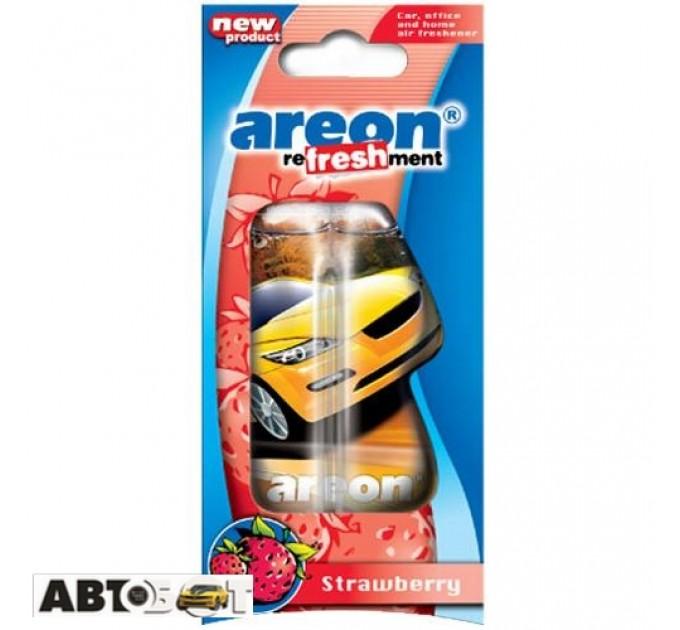 Ароматизатор Areon VIP АВТО Strawberry LC15